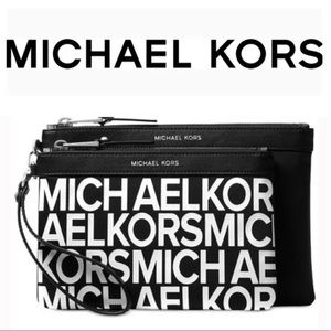Michael Kors Large Travel Pouch Duo